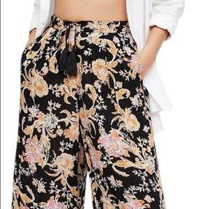Free People Bali Wildflower Pants